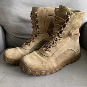 Rocky tactical S2V military men's boots size 11W